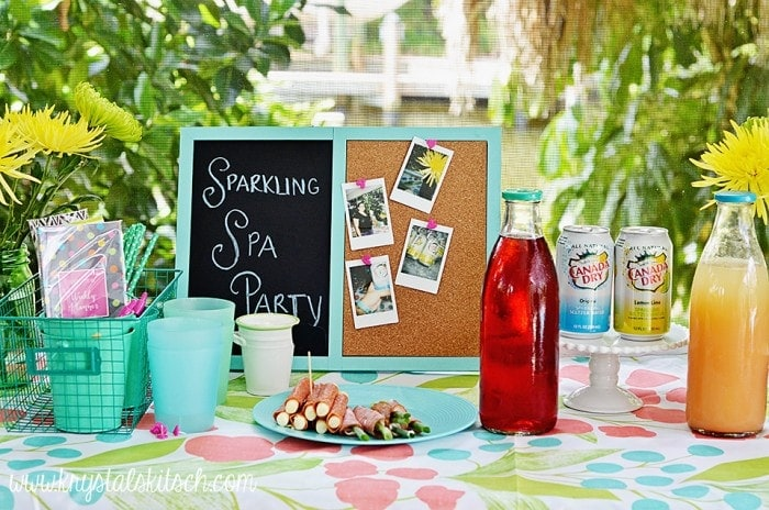 Canada Dry Sparkling Party