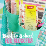 Back to School For Bloggers