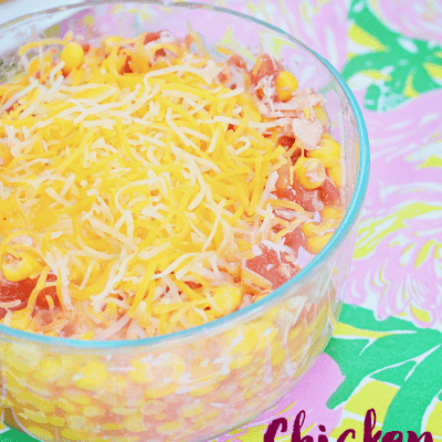 Chicken Corn Salsa