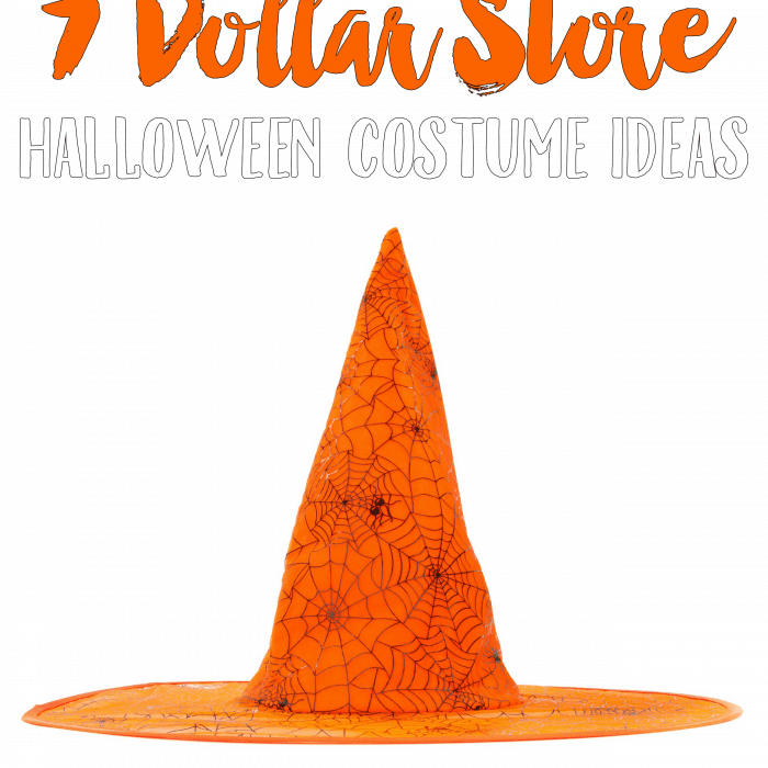 7 Creative Halloween Costume Ideas from Dollar Tree
