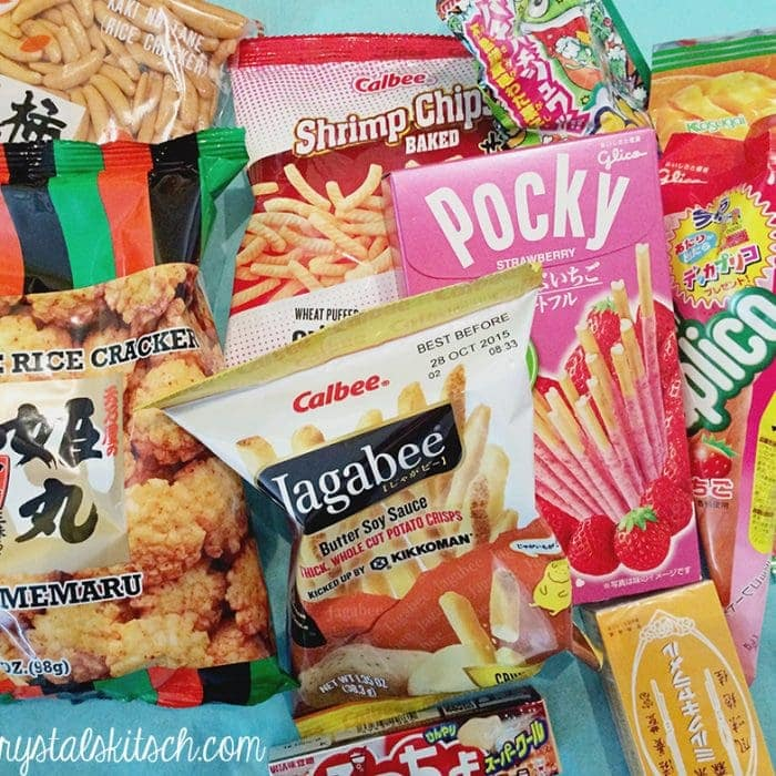 Treats Subscription Snack Box Review