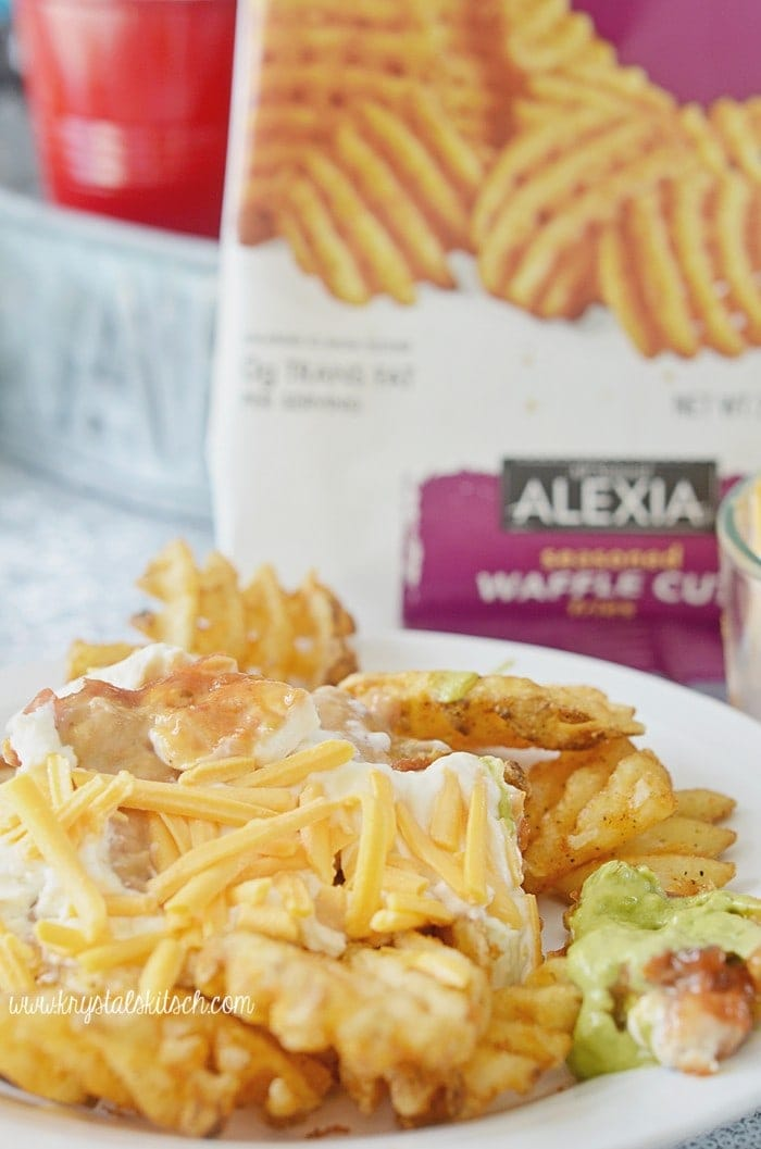 Mexican Waffle Fries