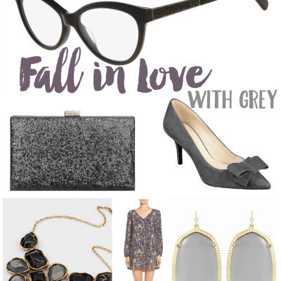 Fall In Love With Grey: Fall Fashion