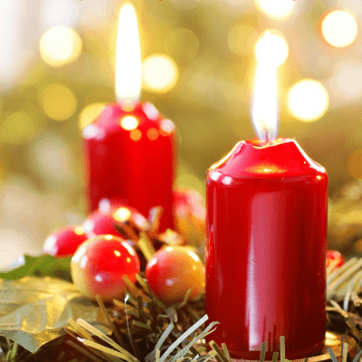 5 Ideas to Create Your Own Advent Weath