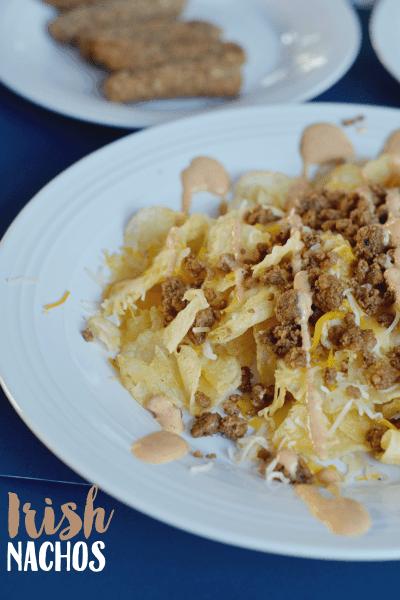 Irish Nachos Recipe