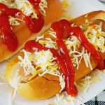 Hot Dogs With Cheese