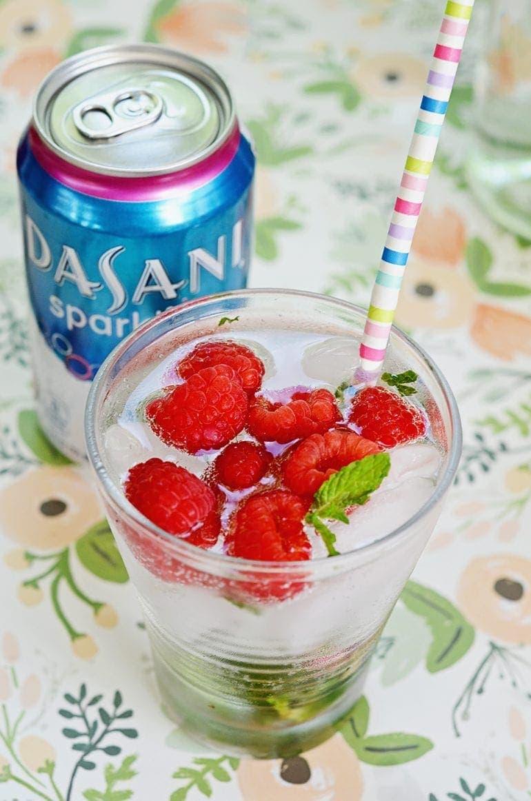 Berry Mojito Recipe