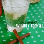 Cucumber Whiskey Cocktail