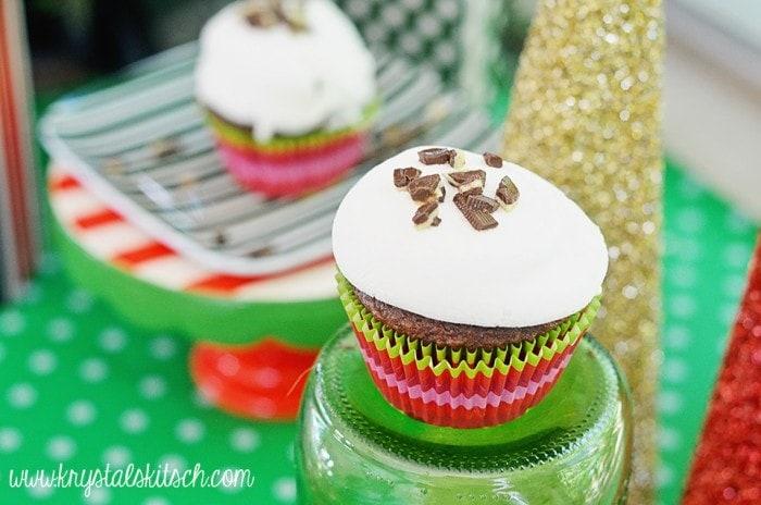 Mint Marshmallow Cupcakes Sunny Sweet Days