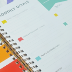 How to Set New Goals With the Living Well Planner