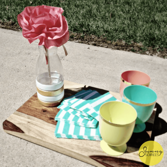 Earth Day DIY: Repurposed Vase