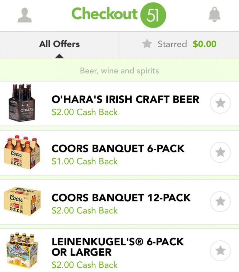 Craft Beer Party Savings