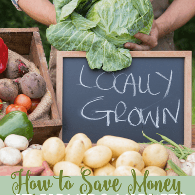 How to Save Money at Farmers Markets