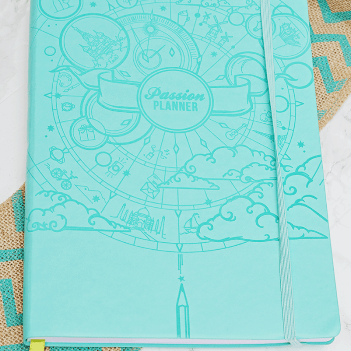 How to Reach Your Goals With a Passion Planner