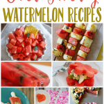 20+ Watermelon Recipes