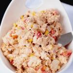 Simple Salmon Dip Recipe
