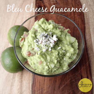 Cinco De Mayo: Blue Cheese Guacamole Recipe