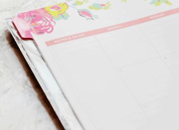 7 Ways to Get Organized