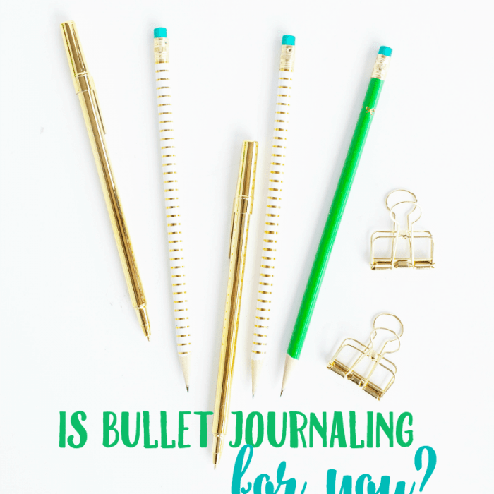Is Bullet Journaling For You?