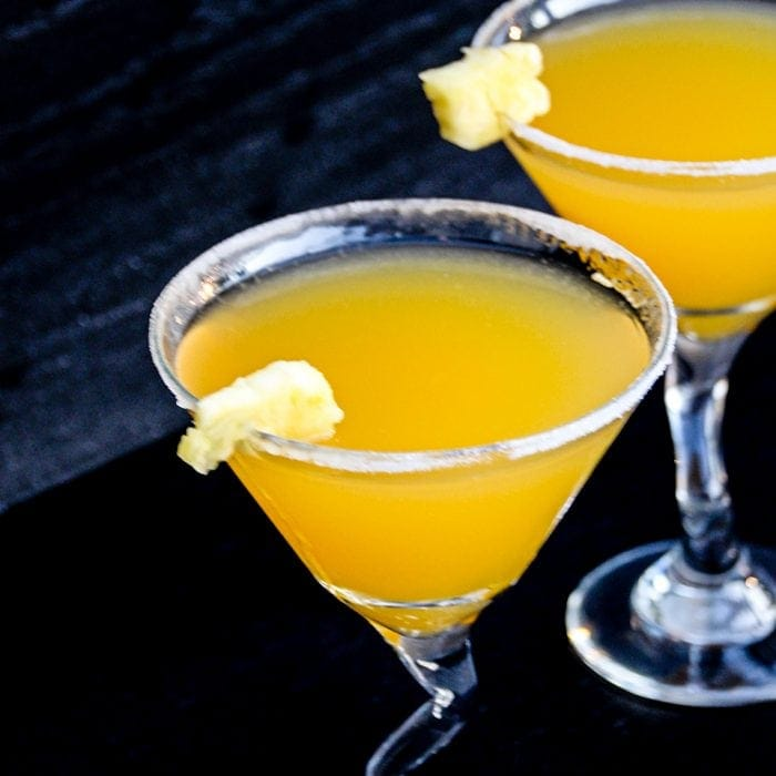 Citrus Gin Martini