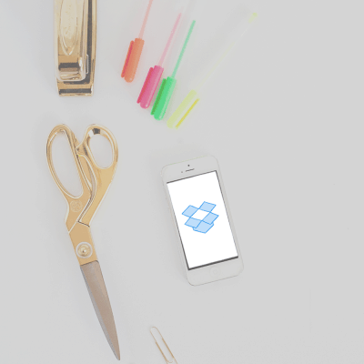 How to Use Dropbox to Get Organized