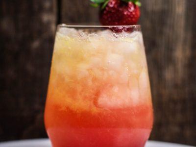 Strawberry Screwdriver
