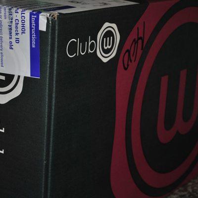 Club W: Personalized Wine Tasting (Free Wine Code!)
