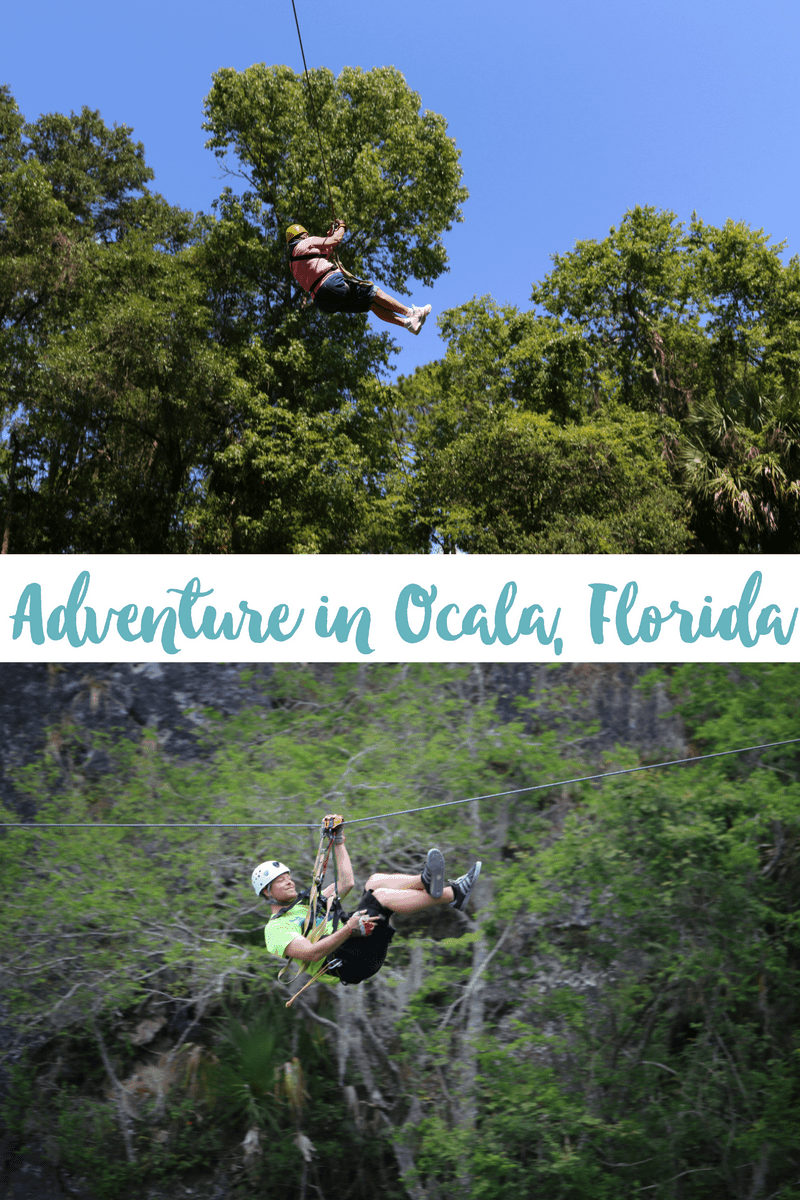 Adventure in Ocala, Florida
