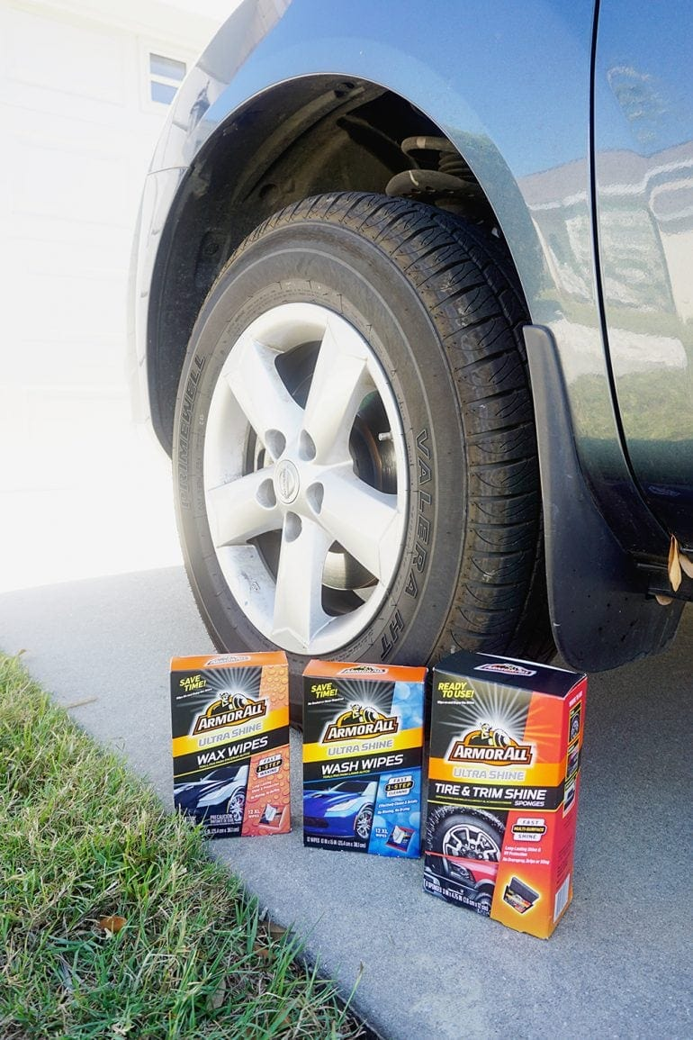 Armor All Car Care Tips