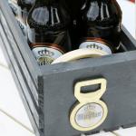 DIY Warsteiner Beer Party Caddy