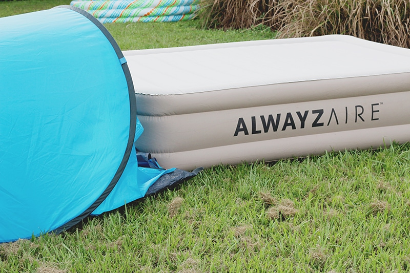 What You Need For A Family Camping Trip Air Mattress Review