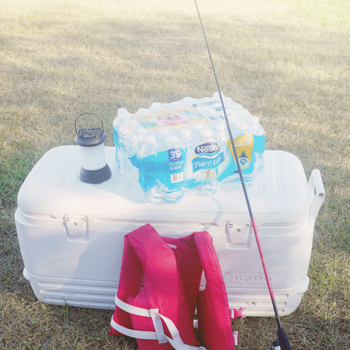 Summer Boating Essentials Checklist