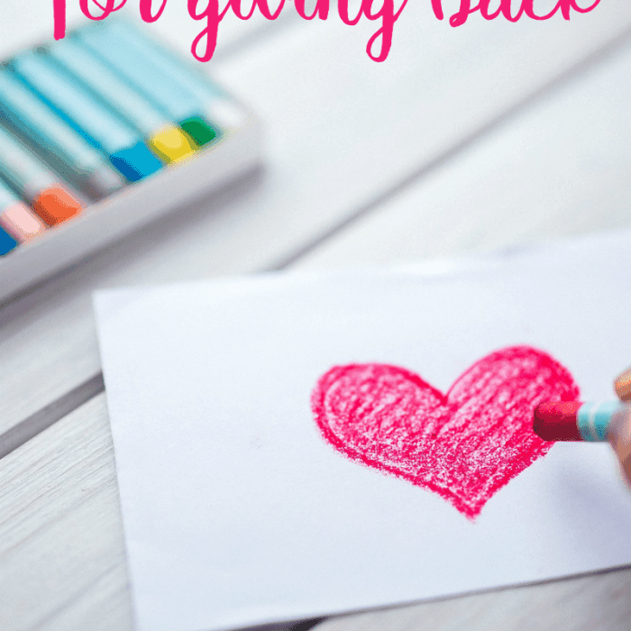 6 Ways to Budget for Giving Back