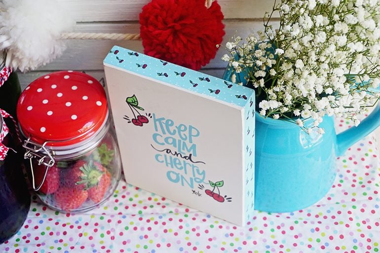 Sweet Spring Party Decor