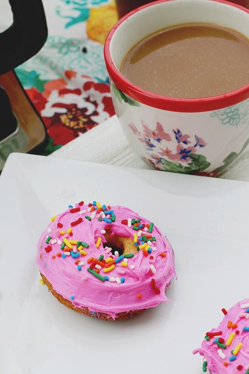 Breakfast Donuts