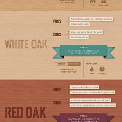 Learn How to Pick the Best Wood Door For Your Home