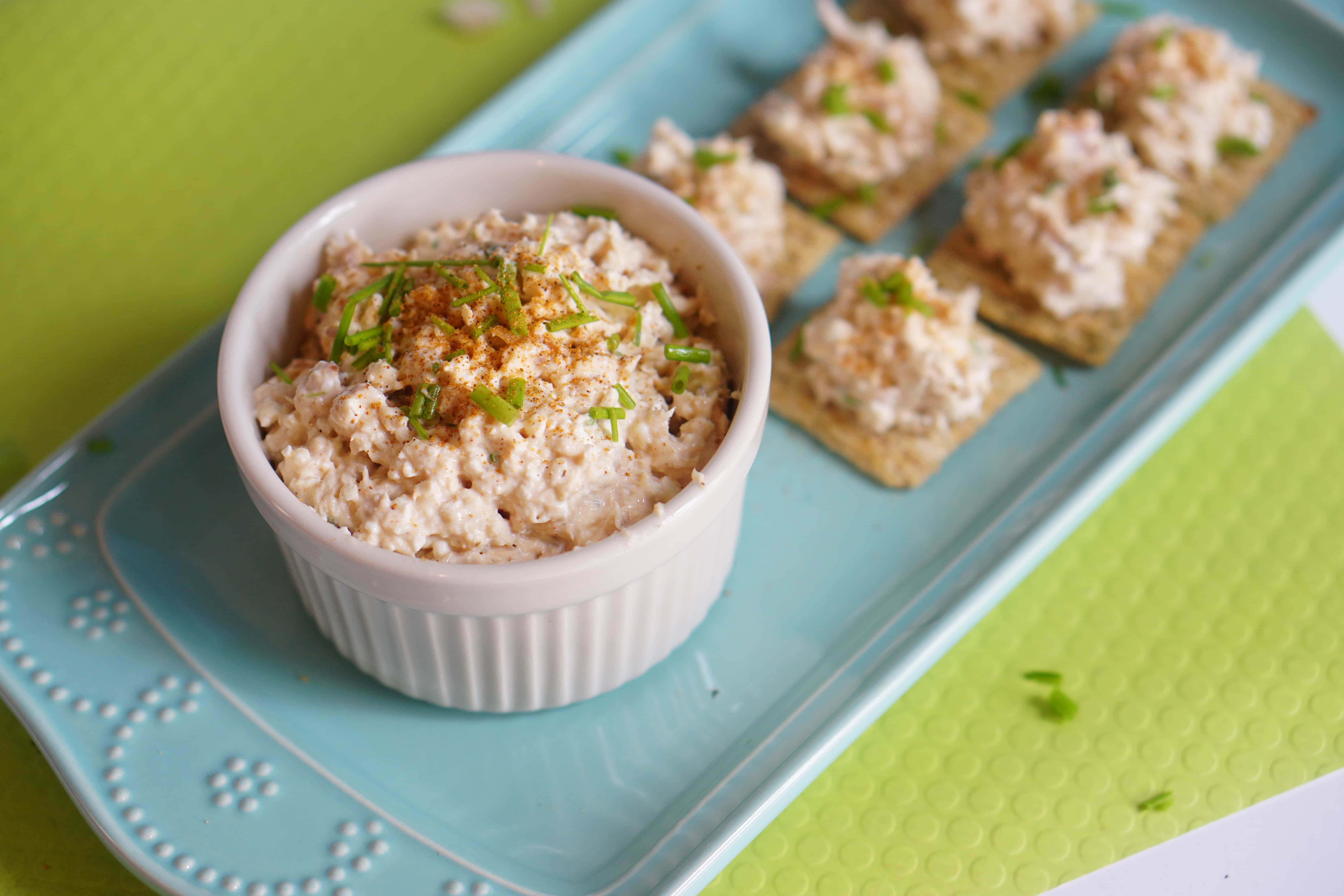 Florida Smoked Fish Dip