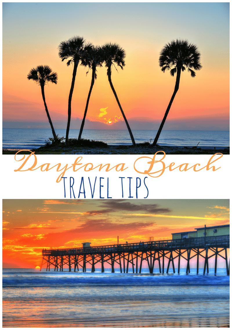Daytona Beach Travel Tips