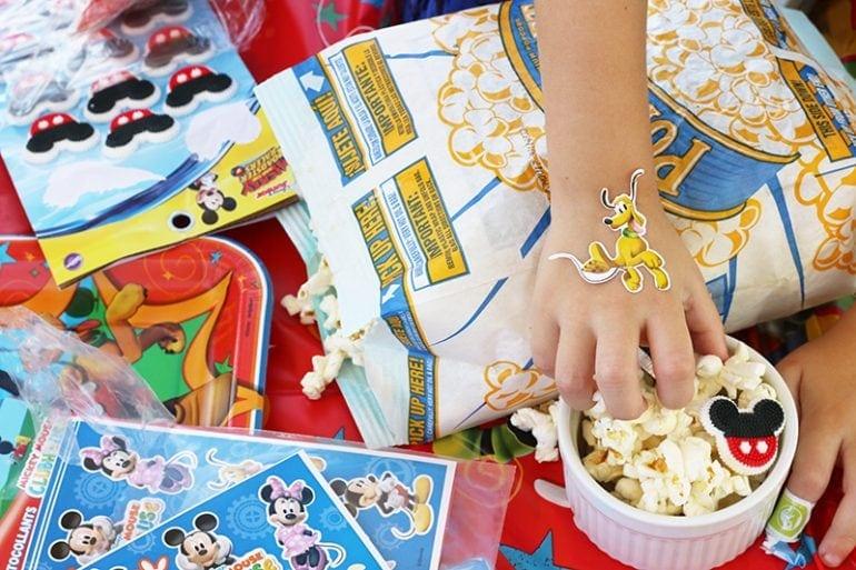 Disney Party Tips