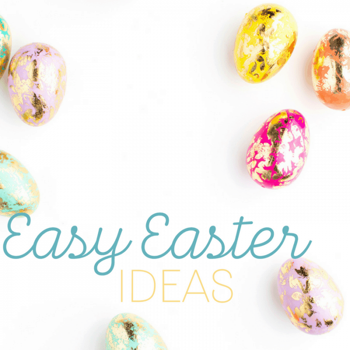 Host an Easy Easter