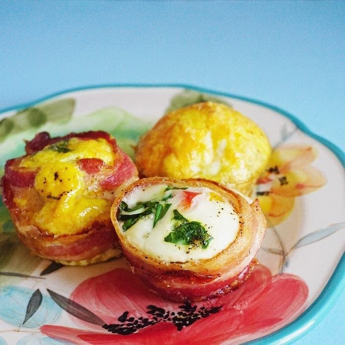 Easy Whole30 Compliant Egg Cups