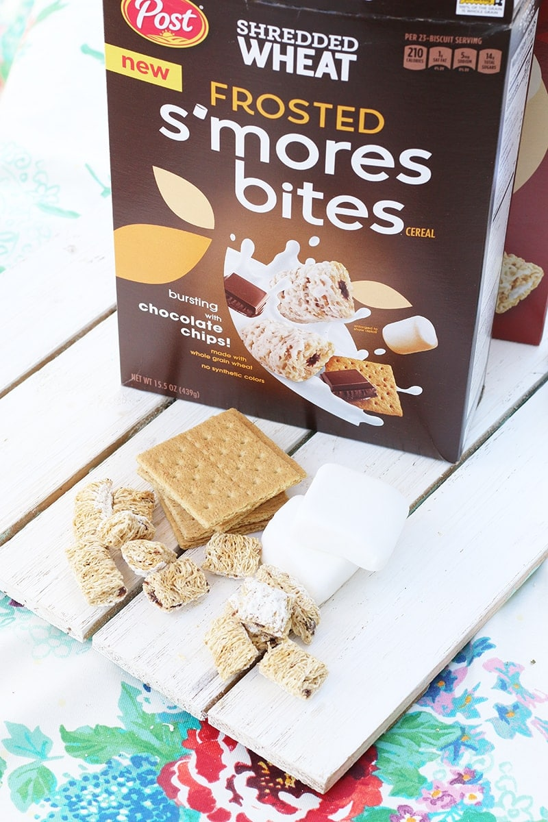 Cereal Smores