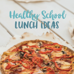 Healthy + Easy to Make Packed Lunches