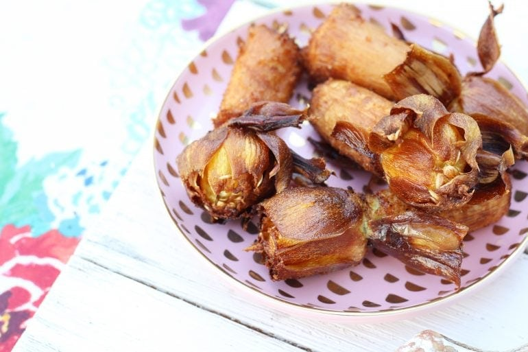 Fried Artichoke Hearts