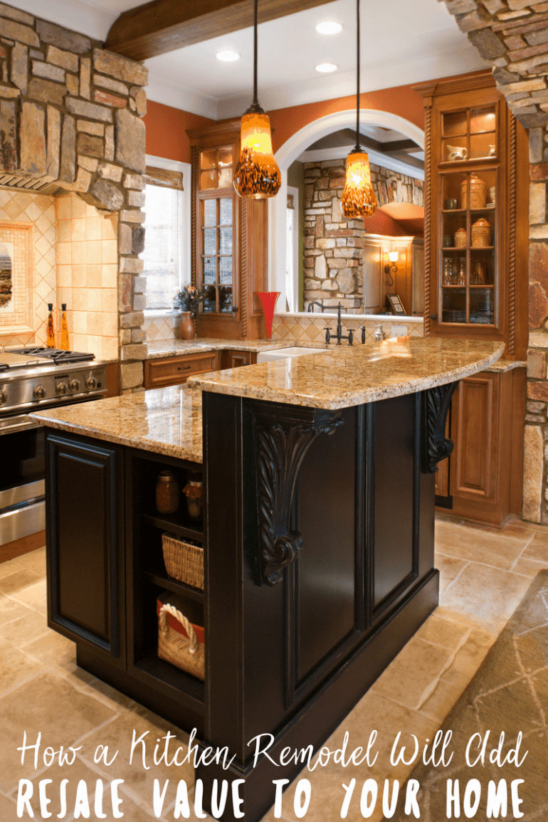 Does Remodeling Your Kitchen Increase Home Value