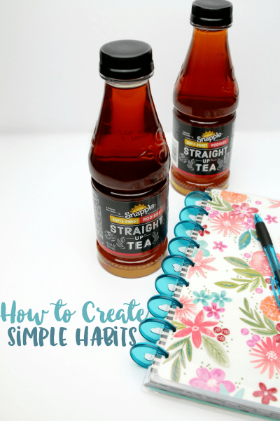 How to Create Simple Habits