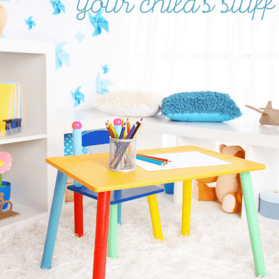 Snapology Kids Franchise Giveaway: How to Organize Your Children's Stuff