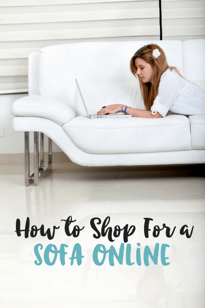How to Shop For a Sofa Online