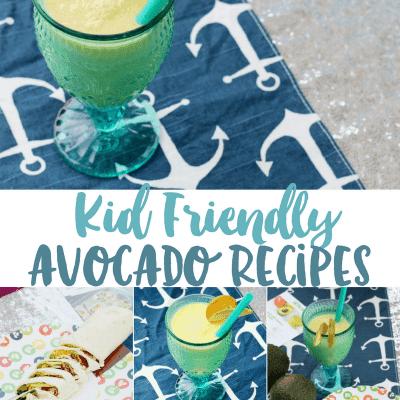 Kid-Friendly Avocado Recipes | Chicken Bacon Avocado Wrap Recipe