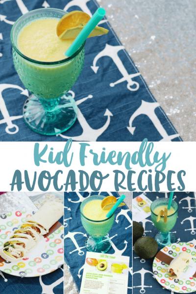 Kid-Friendly Avocado Recipes